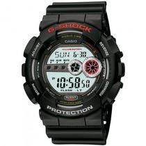 Relógio Casio Gd-100-1adr G-shock Militar Sport - Refinado