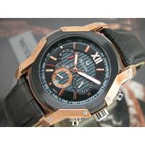 B U L O V A Relógio Bulova Wintermoon 98b158 Plaque Ouro