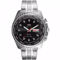 Relógio Orient Masculino Ref: 469ss057 P1sx - Automático