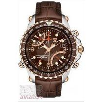 Relogio Timex Tx Tx730 Rose Fly Back Cronografo