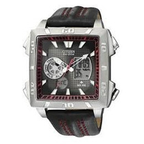 Citizen Eco-drive Promaster World Time Jz1010-07e Novo
