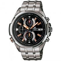 Relógio Casio Efr-536d-1a4vdf Edifice Cronógrafo - Refinado