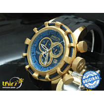 Invicta Bolt Sport 15785 Banh A Ouro 18k 50mm Swiss