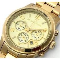 Relógio Michael Kors Mk5055 Pronta Entrega Caixa+manual 12x