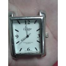 Relógio Condor Quadrado Masculino Sem Pulseira Japan Miyota