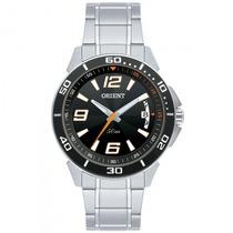 Relógio Orient Mbss1146 P2sx Sport Masculino Prata- Refinado