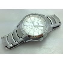 Relógio Masculino Fossil Bq-9327 De Aço Original!!