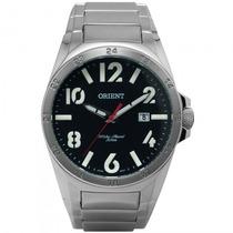 Relógio Orient Mbss1189 P2sx Sport Masculino Prata- Refinado