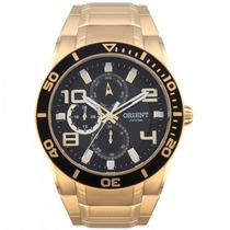 Relógio Orient Mgssm016 P2kx Masculino Dourado - Refinado