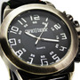 Relógio Masculino Modelo Militar - Pulseira Silicone