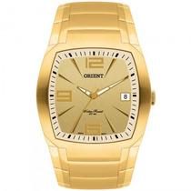 Relógio Orient Ggss1006 C2kx Masculino Dourado - Refinado