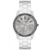 Relógio Lince Lrm4005l S2sx Feminino Prata - Refinado