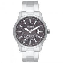 Relógio Orient Mbss1174 G1sx Masculino Prata - Refinado