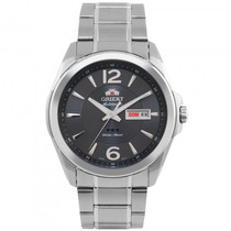 Relógio Orient 469ss050 G2sx Sport Masculino Prata- Refinado