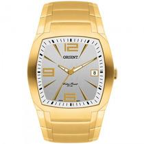 Relógio Orient Ggss1006 S2kx Masculino Dourado - Refinado