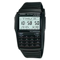 Relógio Calculadora Casio Dbc-32-1a Garantia Oficial Brasil
