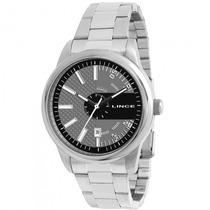Relógio Lince Mrm4138s G1sx Masculino Aço Prata - Refinado