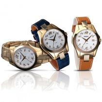 Relógio Orient Fgss1064 S2kx Feminino Kit Pulseira- Refinado