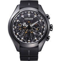Citizen Cc1075-05e Satellite Wave Air Gps + Titânio Satelite