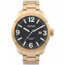 Relógio Orient Mgss1068 P2kx Masculino Dourado - Refinado