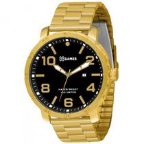 Relógio Xgames Xmgs1004 P2kx Masculino Dourado - Refinado