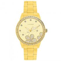 Relógio Lince Lrg4076l C1kx Feminino Dourado - Refinado