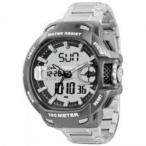 Relógio Xgames Xmpsa022 Bxsx Masculino Aço - Refinado