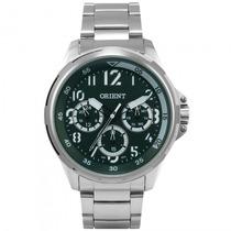 Relógio Orient Mbssm037 E2sx Sport Masculino Prata- Refinado