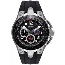Relógio Orient Mbtpc002 P2px Masculino Titânio - Refinado
