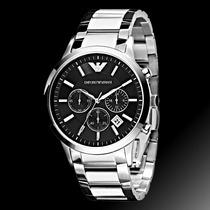 Relógio Emporio Armani Ar2434 Com Garantia