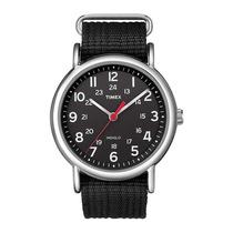 Relógio Masculino Timex Style Weekender T2n647ww/tn Original