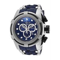 Relógio Invicta 14403 Bolt Chronograph Blue 12 X Sem Juros