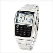 Relógio Calculadora Casio Dbc-32d-1adf - Original