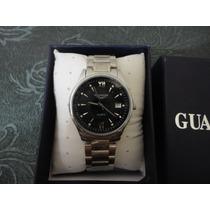 Relógio De Luxo Guanqin Quartz Original