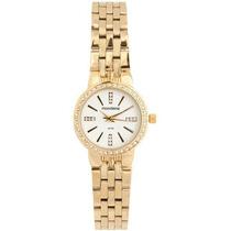 Relógio Mondaine Feminino Clássico Dourado 94557lpmtde1