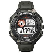 Relógio Masculino Timex Shock Vibration Alarm - T49981