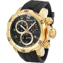 Relógio Magnum Masculino Ma33755u - Frete Grátis Em 12 Vezes