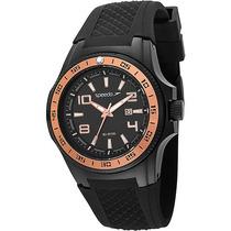 Relógio Speedo Fashion Feminino Análogo 69001l0ebnp1 Pt/rose