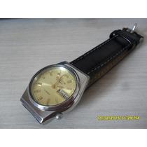 Lindo Relógio Citizen Antigo, Automático Tamanho Médio