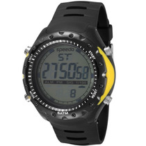 Relógio De Pulso Digital Speedo Sport Lifestyle 81060g0ebnp1
