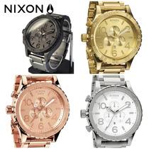 Relógio Nixon Chrono 51-30 Original - C/ Garantia