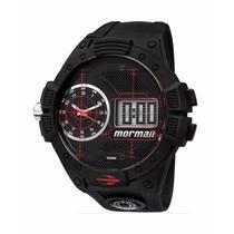 Relógio Mormaii Anadigi Mo2568ab/8r Oferta Garantia Nf