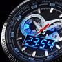 Relógio Importado De Luxo Led Tvg Seals Original