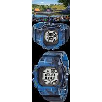 Relógio X Games Masculino Orient Crono Xgppd078 100 M