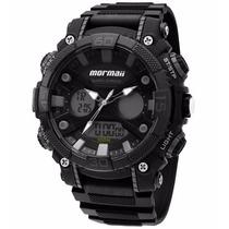 Relógio Mormaii Anadigi Yp12598/8c - Promoçao Garantia E Nf