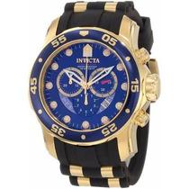 Relógio Invicta Scuba Diver 6983 Banhado Completo