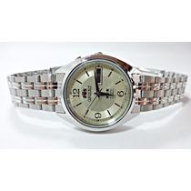 Relógio Orient Automático Masculino Prova 469em04c3a Or 30