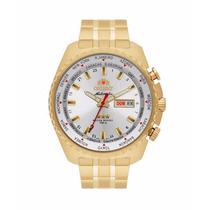 Relógio Orient Masculino Automático 469gp057 S1kx + Frete G.