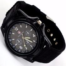 Relógio Gemius Swiss Army Militar - Importado - Lindo