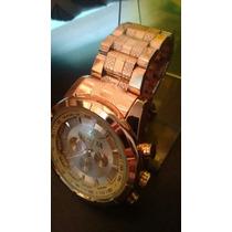 Relógios Dourados Invicta Frete Grátis